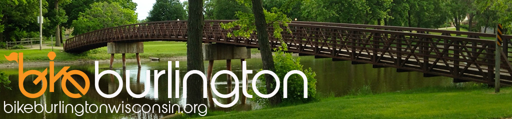 Bike Burlington WI header image